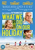 What We Did On Our Holiday [DVD]