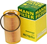 Mann-Filter HU 719/6 X Metal-Free Oil...