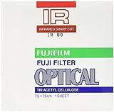 FUJIFILM 光吸収・赤外線透過フィルター(IRフィルター) 単品 フイルター IR 80 7.5X 1