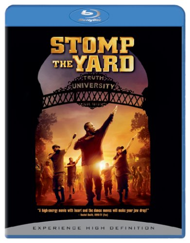 Cover art for  Stomp the Yard [Blu-ray]