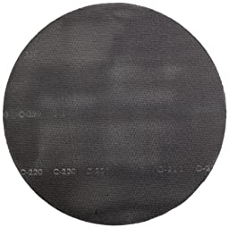 Glit 42193 Large Mesh Sandscreen Floor Pad, Silicon Carbide, 19\