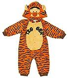 (ディズニー)Disney ベビー用 キャラクター なりきりロンパース コスチューム/衣装【vy1800-5805】 70cm ティガー(くまのプーさん)