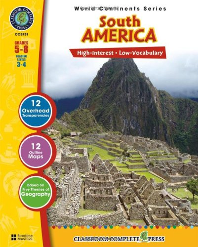 South America (World Continents)