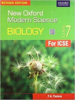 New Oxford Modern Science Biology Class 7 price comparison at Flipkart, Amazon, Crossword, Uread, Bookadda, Landmark, Homeshop18