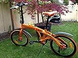 Stowabike 20 City Bike Compact Folding 6 Speed Shimano Bicycle