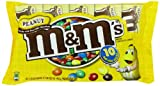 M&Ms Milk Chocolate Candies, Peanut, 17.4 Ounce