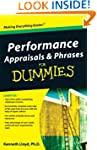 Performance Appraisals and Phrases Fo...