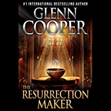 The Resurrection Maker: A Thriller (       UNABRIDGED) by Glenn Cooper Narrated by John Lee