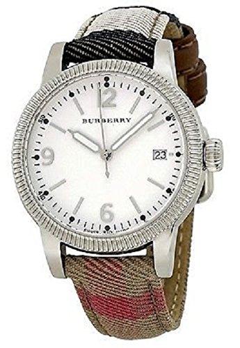 Burberry Classic Check Strap Ladies Watch BU7824