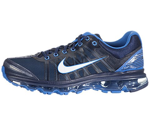 bridge praise boss  Nike Air Max 2009 Mens Running Shoes Midnight Navy White Soar 486978 401 9  - Mathias Jensennol