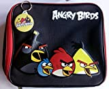 Angry Birds Pack Lunch Bag and Free Keyring