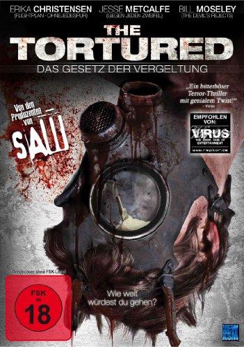 The Tortured - Das Gesetz der Vergeltung (Von den Produzenten der SAW-Reihe)