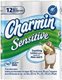 Charmin Sensitive Toilet Paper Big Rolls, 12 ct
