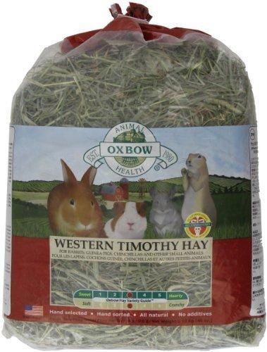 Oxbow-Western-Timothy-Hay-40-Ounce-Bag-New