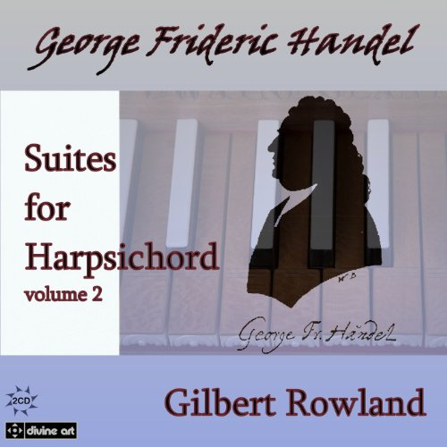 Buy Handel: Suites for Harpsichord, Vol. 2 From amazon
