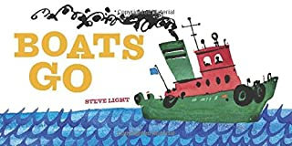 Book Cover: Boats Go