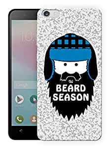"""Humor Gang Beard Season Is Here Printed Designer Mobile Back Cover For """"Huawei Honor 4X"""" (3D, Matte, Premium Quality Snap On Case)"""