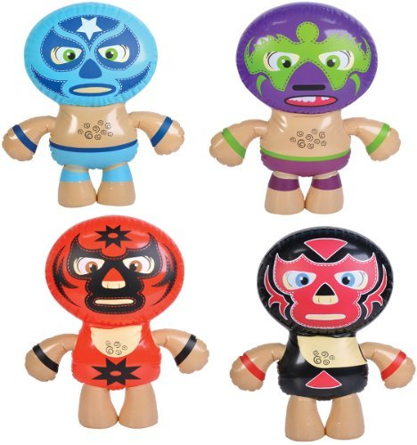 Inflatable Wrestlers (4 Pack) front-946421