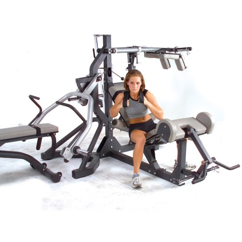 Life Fitness Treadmill Craigslist: Body Solid Leverage Home Gym Package Review