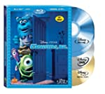 Monsters Inc. (Four-Disc Blu-ray/DVD...