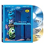 Monsters, Inc. (Four-Disc Blu-ray/DVD Combo + Digital Copy) [Blu-ray] ~ Billy Crystal