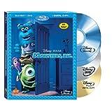 Monsters, Inc. (Four-Disc Blu-ray/DVD Combo + Digital Copy) [Blu-ray] ~ Billy Crystal