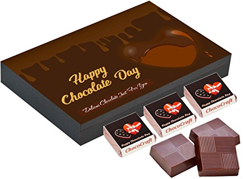 CHOCOCRAFT ,Chocolate Day gifts item , 9 Chocolate Gift Box , Chocolate Day gifts