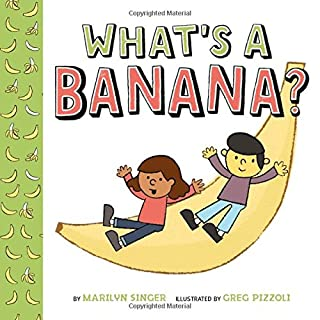 Book Cover: What's a Banana?