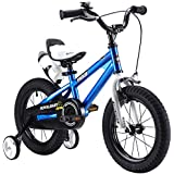 RoyalBaby BMX Freestyle Kids Bikes 12 inch, 14 inch, 16 inch Avaliable, Boy's Bikes and Girl's Bikes as Gifts