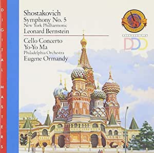 Symphony 5 / Cello Concerto