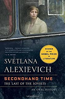 Book Cover: Secondhand Time: The Last of the Soviets