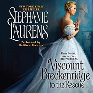 Viscount Breckenridge to the Rescue: A Cynster Novel | [Stephanie Laurens]