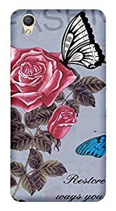 Wow Premium Design Back Cover Case For Oppo A37