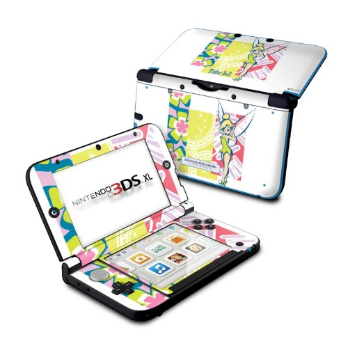 Sassy Design Protective Decal Skin Sticker (High Gloss Coating) For Nintendo 3Ds Xl Handheld Gaming System front-922304