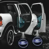 2 X Black 5th Gen car door Shadow l