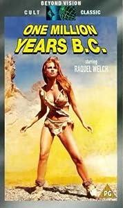One Million Years B.C. [VHS]