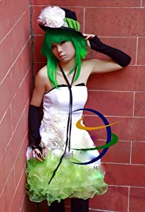 VOCALOID 2 Camellia Gumi Megpoid cosplay costume Any Size Tailor Made