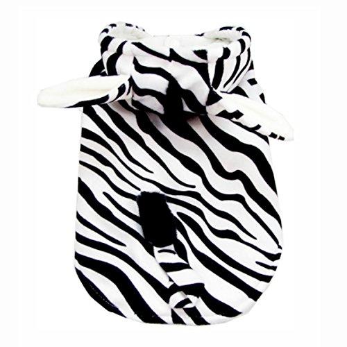 Hippi (Zebra Cat Costume)