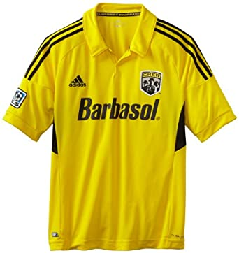 MLS Columbus Crew Replica Home Jersey by adidas
