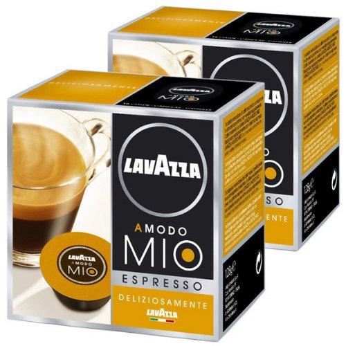 Find Lavazza A Modo Mio Deliziosamente, Pack of 2, 2 x 16 Capsules - Luigi Lavazza S.p.A.