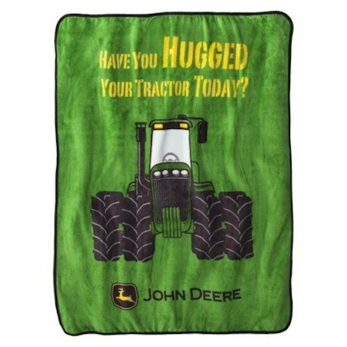John Deere Gifts >> John Deere Throw Blankets