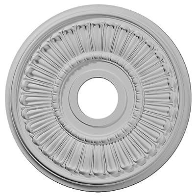 Ekena Millwork CM16ML 16-Inch OD x 3 5/8-Inch ID x 3/4-Inch Melonie Ceiling Medallion from Ekena Millwork