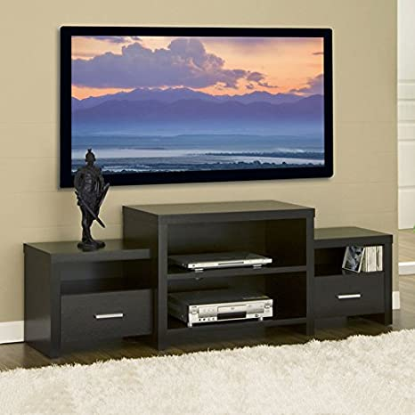 Hayes Cappuccino Finish TV Stand