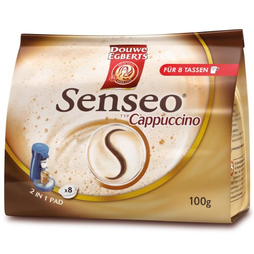 Philips Senseo Pads Cappuccino