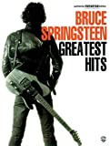 Bruce Springsteens Greatest Hits (Authentic Guitar-Tab)