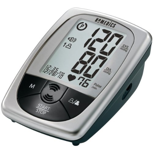 Image of HOMEDICS BPA-260-CBL TALKING ARM BLOOD PRESSURE MONITOR (B00A9XHVUU)