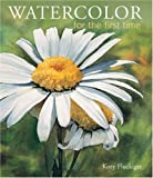 img - for Watercolor for the first time  by Fluckiger, Kory (2008) Paperback book / textbook / text book