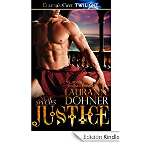 Justice: New Species Series, Book 4