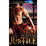 Justice (New Species Book 4) ~ Laurann Dohner