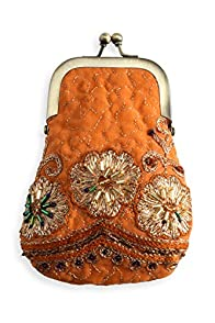 World Finds Recycled Sari Coin Purse